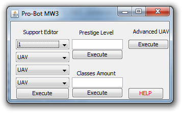 Pro-Bot for MW 3