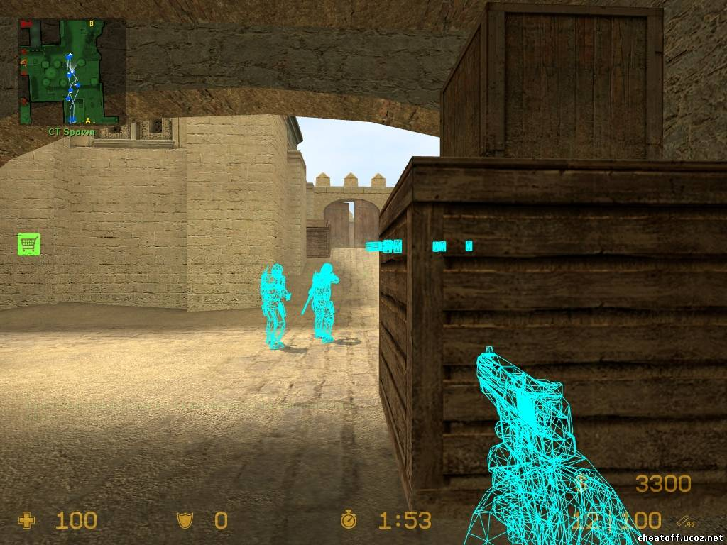 WH v69 for counter strike source