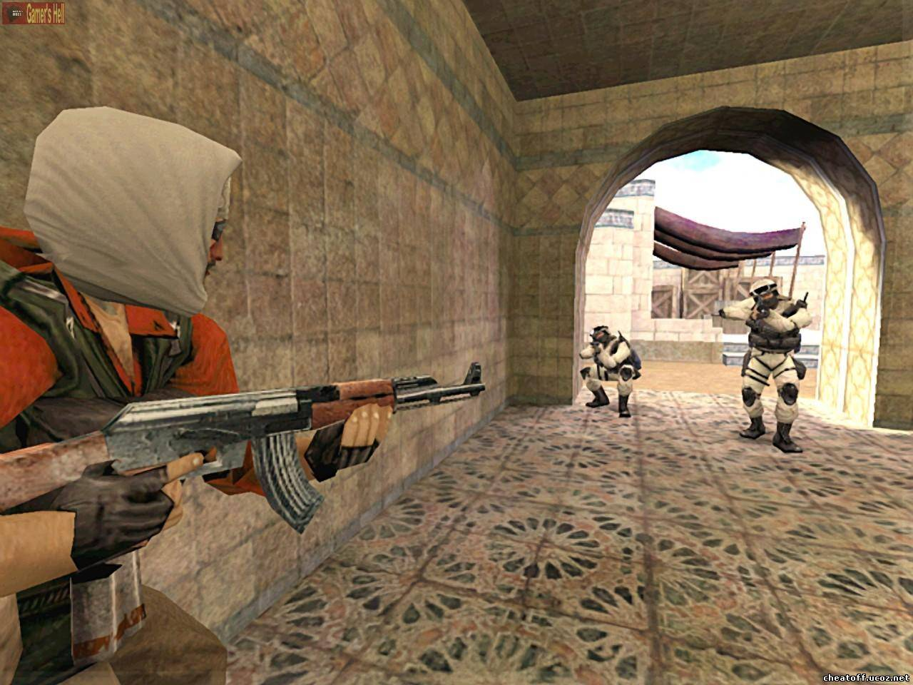 Читы в Counter Strike Source